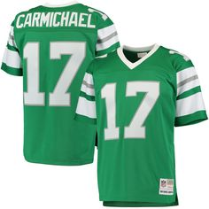 Harold Carmichael Philadelphia Eagles Mitchell & Ness Retired Player Replica Jersey - Midnight Green - $149.99