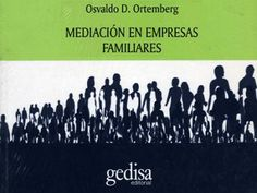 Libro: Mediación en empresas familiares