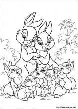 Dibujos de Disney Bunnies