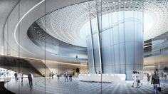 Bustler: Pininfarina + AECOM to design Istanbul New Airport traffic control tower