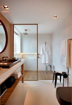 Bathroom spa design saunas 17 Ideas for 2019 Spa Bathroom Decor, Bathroom Interior Design, Master Bathroom, Spa Bathrooms, Bathroom Ideas, Bathroom Cleaning, Bathroom Fixtures, Modern Bathroom, Spa Design