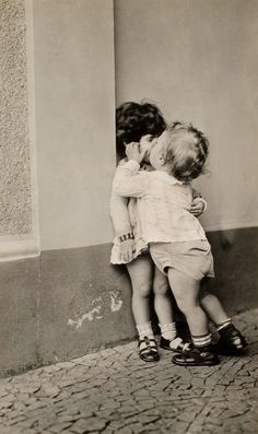 Kissing... Hilarious