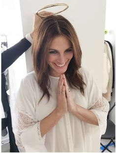 Julia Roberts, so lovely, Lancome Project Jan 2016