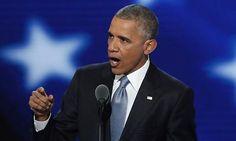 ओबामा का ट्रंप पर वार, कहा- नौकरियों के लिए ट्रंप के पास कुछ नहीं, हिलेरी के पास हैं कई प्रस्ताव