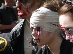 Portfolio Multimedeia 2: Zombie Walk 2015 Ruttopuisto, osa 2