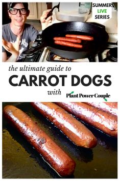 The Ultimate Guide to Carrot Dogs (Summer Live Series)
