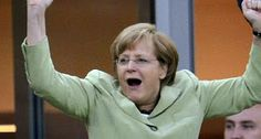Time Magazine has named Angela Merkel Person of the Year. She's certainly been Europe's lead actor. But her European policies, in the long term, may well destroy the EU, and add more thunder to those calling for Britain to leave Time Magazine, Sports And Politics, Climate Change, Amazing Women, Britain, Actors, Germania, Commission Européenne, Thunder