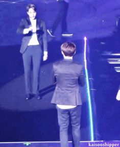 You're my earth, air, water, fire. Kaisoo at their finest 2/2