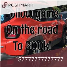Follow game!!!! Follow. Like. Share. Tag. Follow Game Other