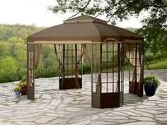 Gorgeous Garden gazebo replacement canopy 300×225 read more on http://bjxszp.com/flooring/garden-gazebo-replacement-canopy-300x225/