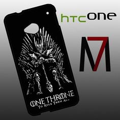 Features: and attractive outlook to fit for HTC One perfectly, and can be installed/removed easily your HTC One from external scratches and shocks or dirt Iron Throne Game, Htc One M7, Stylish, Fit, Design, Shape