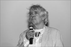 Festival director Helmut Groschup
