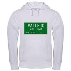 Vallejo City Limits - Hooded Sweatshirt > Vallejo City Limits > The Western Front