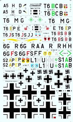 Xtradecal Item No. X72249 - Junkers Ju 87 B-1 Decal Review by Mark Davies
