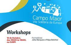 Campomaiornews: Literacia Financeira e Alimentação Saudável com Wo...