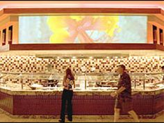 EAT - Carnival World Buffet at Rio. Best reviews for dinner and lunch. Dinner $29.99. Lunch $21.99