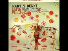 Martin Denny - Malaguena    music you can BBQ to...1964 style