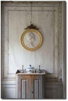 Classic Swedish Interiors by Lars Sjoberg - ZsaZsa Bellagio – Like No Other: Home Sweet Home Swedish Decor, Swedish Style, Swedish Design, French Decor, Scandinavian Style, French Style, Rustic French, Wabi Sabi, Swedish Interiors