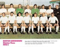 Bolton Wanderers Squad 1972-1973