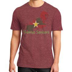 Thomas Sankara District T-Shirt