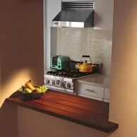 Install a Butcher-Block Countertop