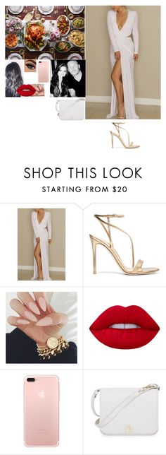 """""""Remi-Thanksgiving with Randy's family"""" by riley-497 ❤ liked on Polyvore featuring Gianvito Rossi, Lime Crime and Furla"""