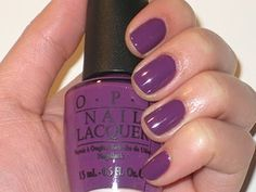 OPI Can You Dig It? I need this polish...Go Ravens :)