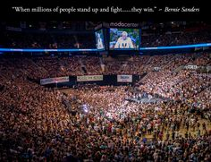 when-millions-of-people-stand-up-II #bernie wins!