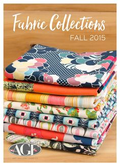 AGF Fall 2015 Fabric Collections  Art Gallery Fabrics Fall 2015 Fabric Collections