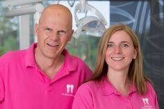 Zahnarzt und Fachzahnarzt für Oralchirurgie Dr. Marc Hansen und Zahnärztin Nicole Müller-Büchner