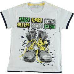 Garçons T-shirts, Mode Garçon, Vêtements Enfants, Vêtements Habillés Pour  Les Tout 14c6d09b7ea