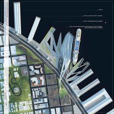 San Francisco International Cruise Terminal And Waterfront Development - eVolo   Architecture Magazine