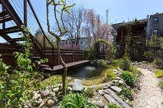 A Treehouse and Lush Gardens Grow in Brownstone Brooklyn - Curbed NYclockmenumore-arrow :