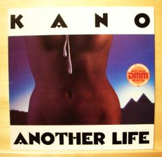 KANO - Another Life - near mint - Vinyl LP - Italo Disco Pop - Top Rare