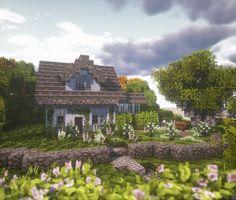 Minecraft House Plans, Minecraft Mansion, Cute Minecraft Houses, Minecraft House Designs, Amazing Minecraft, Minecraft Blueprints, Minecraft Creations, Minecraft Crafts, Minecraft Buildings