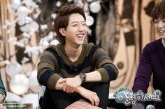 Lee Jung Shin  @ the talkshow, Hello~!!