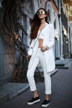 Tina Sizonova: Hipster Platinum Gold Fashion Mirror Lens Wayfarer Sunglasses 8507