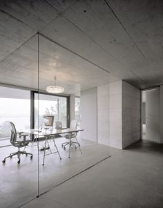 Casa en Lago Untersee, Suiza - Biehler Weith Associated - © Brigida González