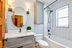Get small bathroom renovations in Brisbane northside at an affordable price. For bathroom renovations quote, cost or bathroom renovation ideas call us now! Small Bathroom Tiles, Rental Bathroom, Bathroom Layout, White Bathroom, Bathroom Renovations, Bathroom Ideas, Small Bathrooms, Bathroom Vanities, Master Bathroom