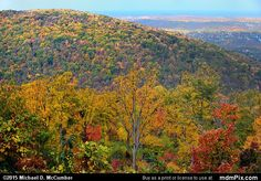 Pine Knob Picture 011 - October 22, 2015 from Hopwood, Pennsylvania Picture