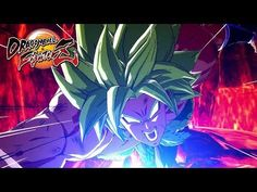 (1) Dragon Ball FighterZ - Broly (DBS) Release Date - PS4/XB1/PC/SWITCH - YouTube