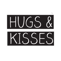Sometimes all you need is a hug and a kiss for your child to make everything all better! So don't pass up that opportunity just because you are upset, sad, angry..the child didn't do it..don't make them miss out on the love!