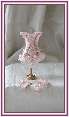 CORSETS - SIMPLY SILK MINIATURES