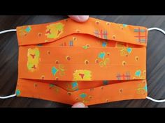 Make Fabric Face Mask at Home / DIY Face Mask With Sewing Machine / Easy Face Mask Pattern - Free Online Videos Best Movies TV shows - Faceclips Small Sewing Projects, Sewing Hacks, Sewing Tutorials, Sewing Crafts, Easy Face Masks, Diy Face Mask, Bag Patterns To Sew, Sewing Patterns, Henna Patterns