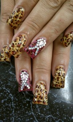 LEOPARD - Nail Art Gallery by NAILS Magazine