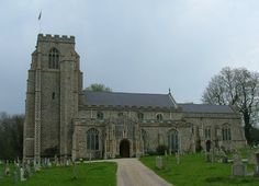 All Saints, Hitcham: It was the Priory of Ely's most valuable living in the whole of the county, worth twice as much as any other.This situation continued when the patronage was taken over by the state after the Reformation,and Rector of Hitcham remained a lucrative postion into the 20th Century. John Whytewell,Rector throughout the Reformation,was chaplain to Thomas Cranmer; although,unlike that stubborn character,he received a royal pardon from Mary.