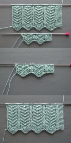 Discover thousands of images about Best 10 Best Beautiful Easy Knitting Patterns - Knittting Crochet - Knittting Crochet Intarsia Knitting, Knitting Stiches, Knitting Blogs, Easy Knitting Patterns, Lace Knitting, Crochet Patterns, Simple Knitting, Cross Stitch Pattern Maker, Stitch Patterns