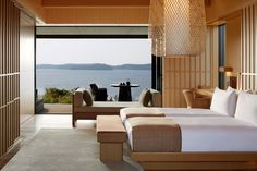 Our photo gallery lets you explore the beauty of Amanemu. View luxury villas & suites and the stunning views Ise-Shima National Park has to offer at Amanemu.