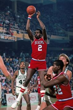 Moses Eugene Malone (March 23, 1955 – September 13, 2015) was an American basketball player who played in both the American Basketball Association (ABA) and the National Basketball Association (NBA) from 1974 through 1995. He played center and is a member of the Naismith Memorial Basketball Hall of Fame. www.afternote.com