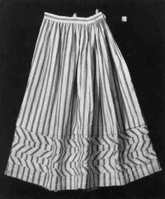 Digitalt Museum - Undertoy, Understakk Folk Costume, Costumes, Norway, Vest, Museum, Patterns, Skirts, Fashion, Block Prints